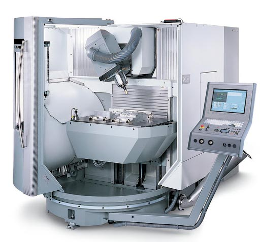 dmu 60 T milling toronto canada machine shop