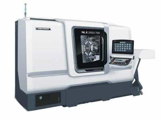 rapid enterprises machine shop canada turning nlx 2500 lathe