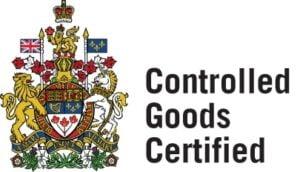 Controlled Goods Program Certificate rapid Enterprises