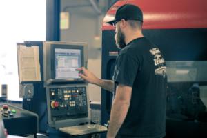 rapid enterprises machine shop job machining inspection1