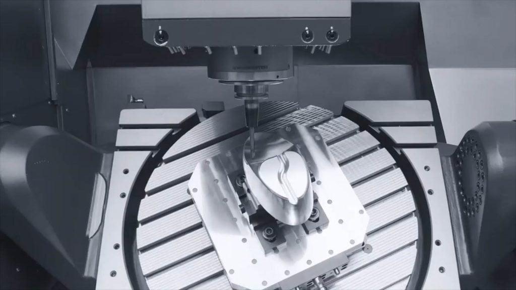 rapid enterprises machine shop canada design 5 axis